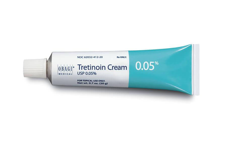 Obagi Prescription Only T-retinoin 0.05%
