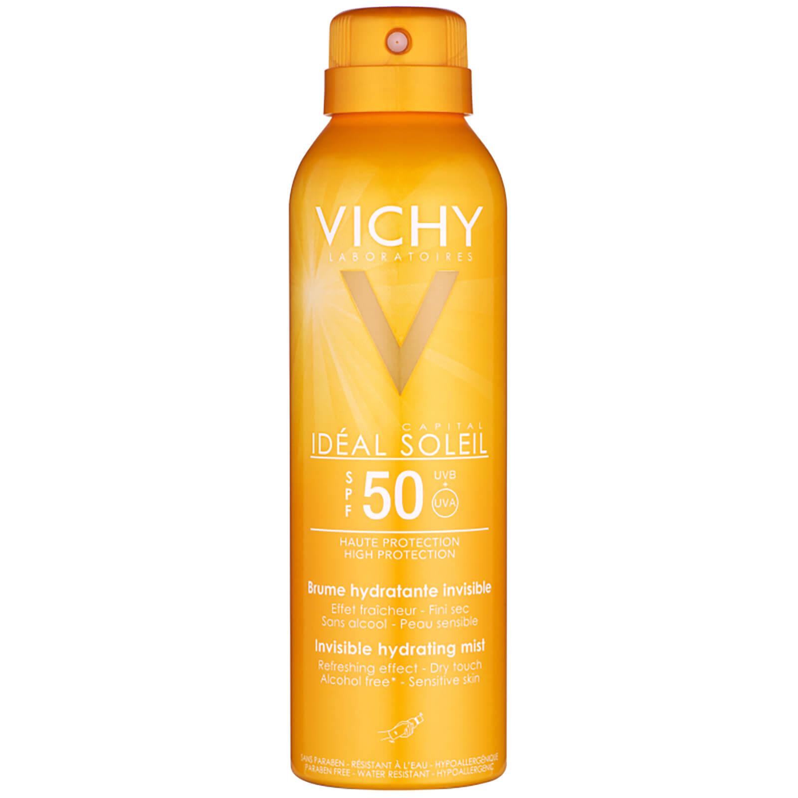 Vichy Ideal Soleil Hydrating Mist SPF50
