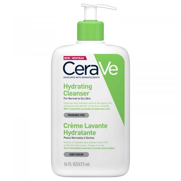CeraVe Hydrating Cleanser 473mls