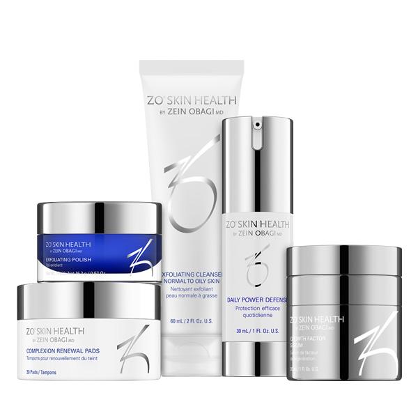 ZO Skin Health Anti-Ageing Program (No retinol)