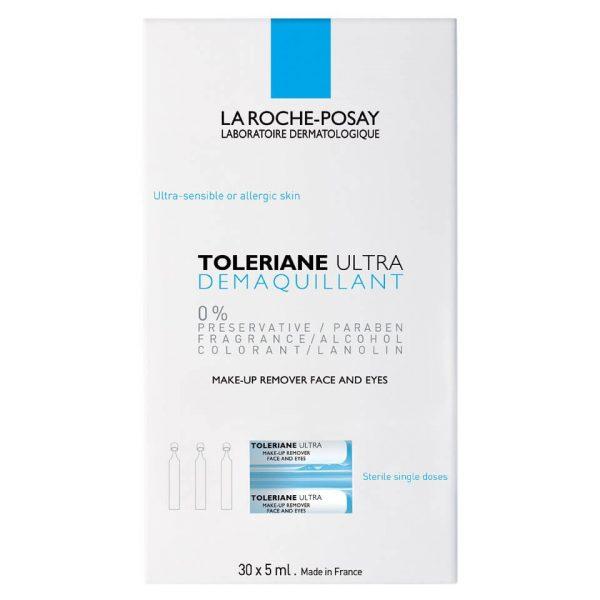 La Roche-Posay Toleriane Monodose Make Up Remover 5ml x 30