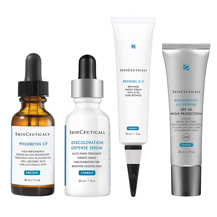 Skinceuticals Brightening Skin System