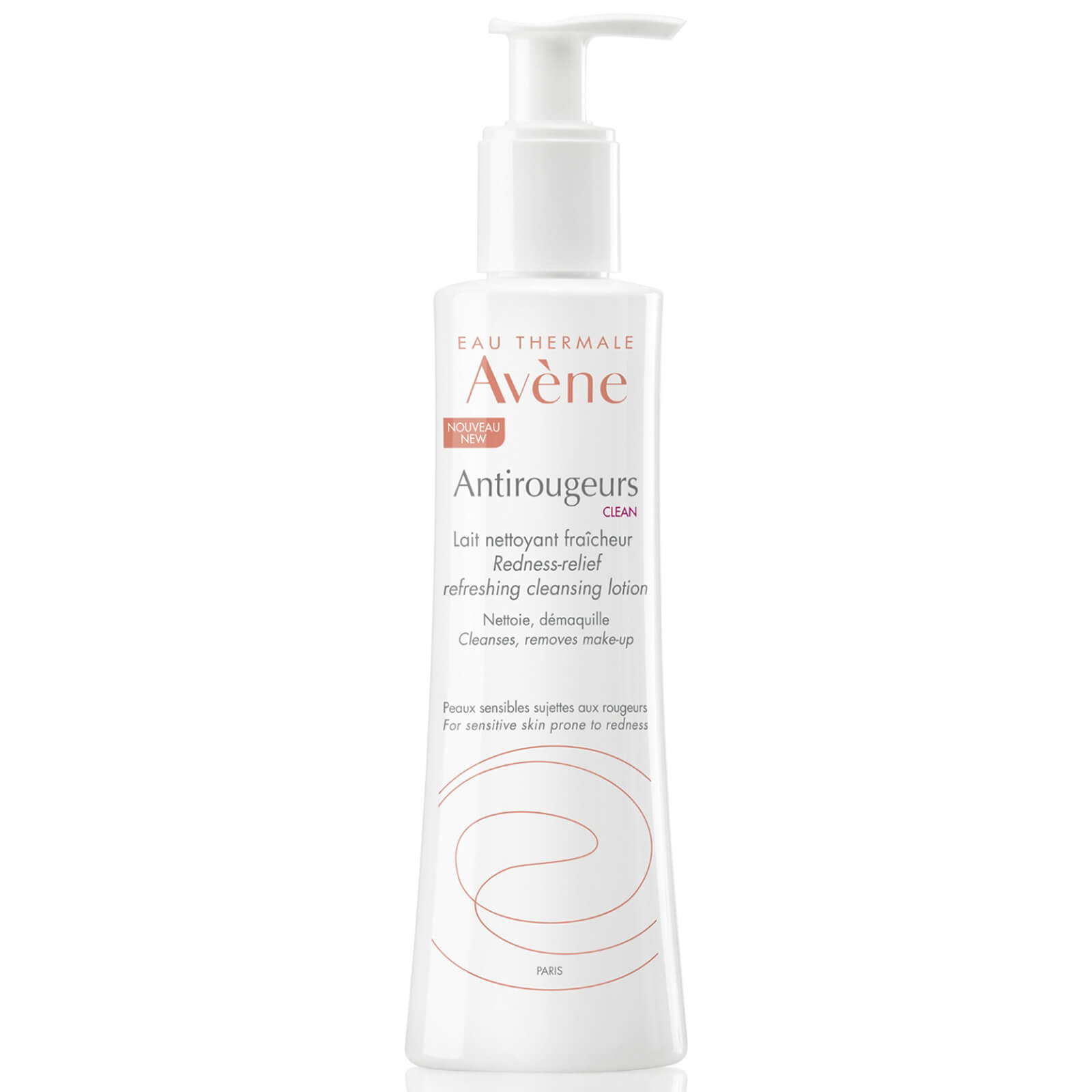 Avène Antirougeurs CLEAN Cleansing Lotion