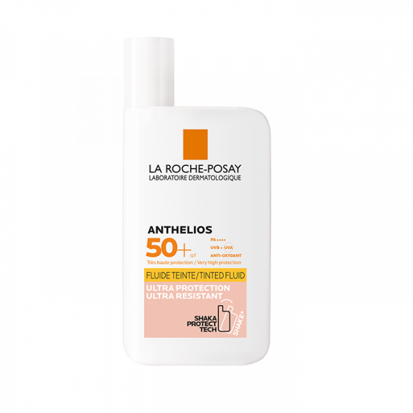 La Roche Anthelios Ultra-Light Invisible Tinted Fluid SPF50
