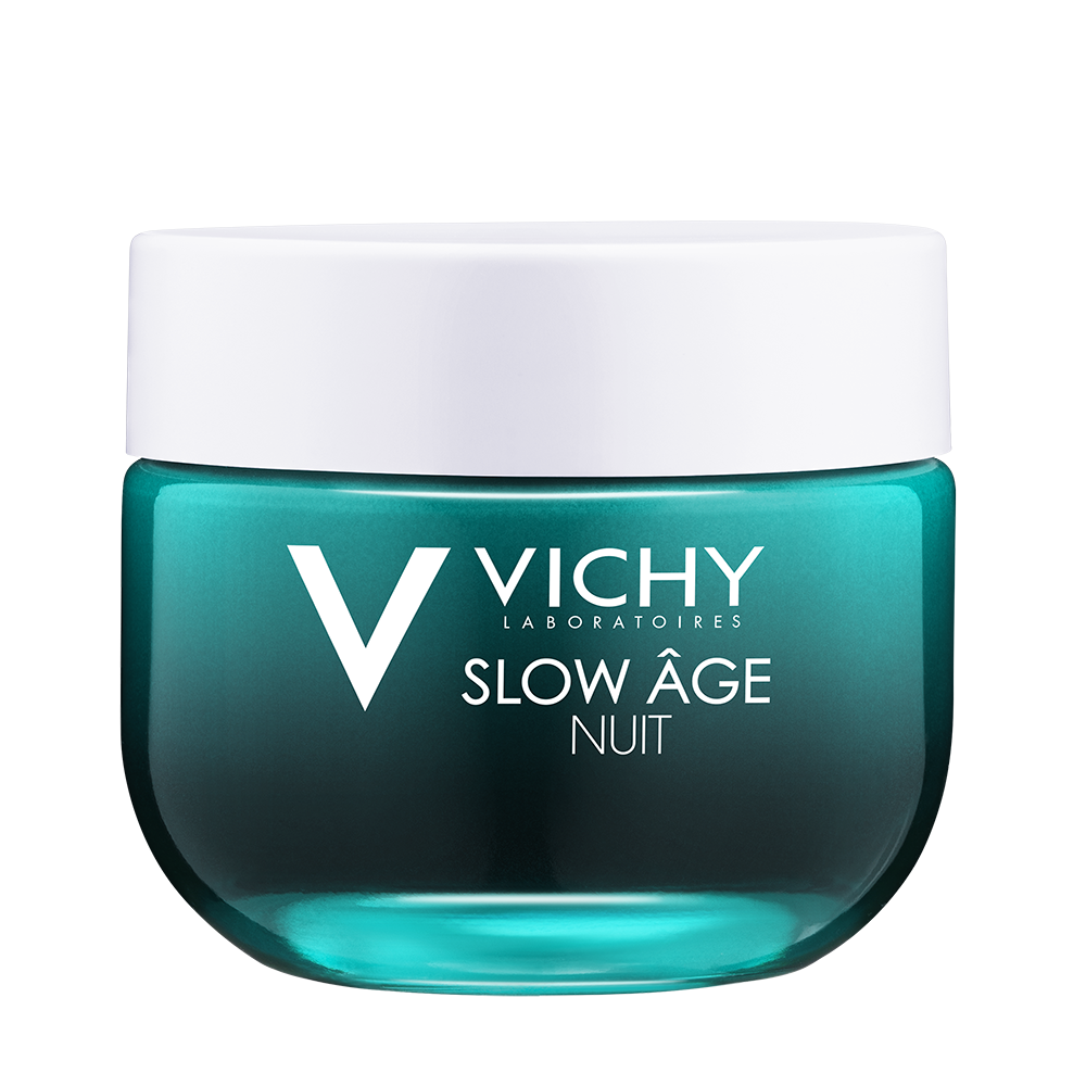 Slow Age Night Cream & Mask