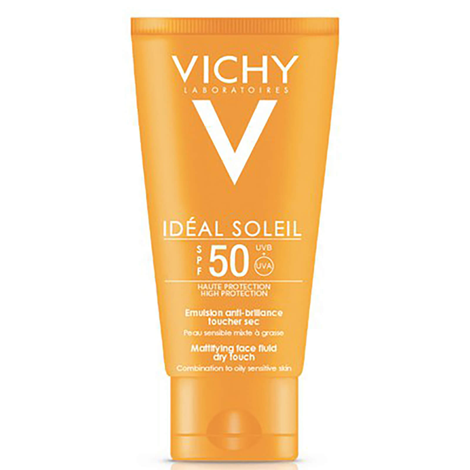 Vichy Ideal Soleil Dry Touch Face Cream SPF50