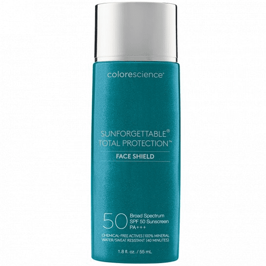 Colorescience Sunforgettable Total Protection Face Shield